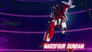 Gunpla Promo Video Marsfour Gundam