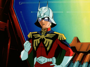Mobile Suit Gundam Journey to Jaburo PS2 Cutscene 011 Char 2