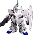 Unit a unicorn gundam
