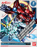 BB Full Armor Unicorn Gundam & Neo Zeong (Clear Color)