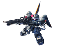 SD Gundam G Generation Cross Rays GINN