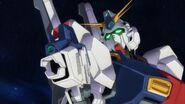 Twilight Axis Red Blur - Gundam Tristan 04