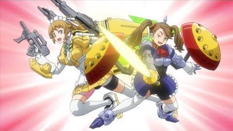 The Adventures of Fumina and Gyanko