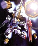 Gunbarrel Strike Gundam - Artwork