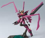 HGBD Gundam Love Phantom (Pose 6)