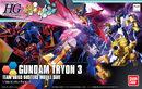 Hg Gundam Tryon 3