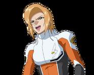 SD Gundam G Generation Crossrays Heine Westenfluss PS