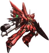 Msn06s GundamDioramaFront