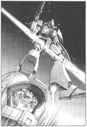 Gundam Chars Counterattack - High Streamer RAW Novel V01-153