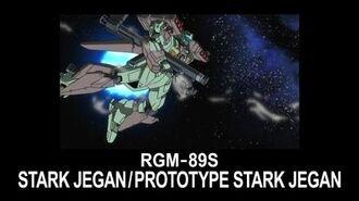 MSUC12 STARK JEGAN PROTOTYPE STARK JEGAN(from Mobile Suit Gundam UC)