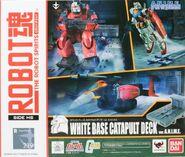 RobotDamashii WhiteBase-CatapultDeck verANIME p01
