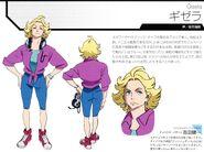 Character Profile Gisela
