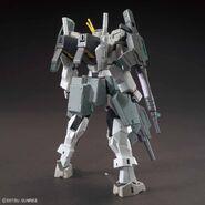 GN-006-SA Cherudim Gundam SAGA Type.GBF (Gunpla) (Rear)