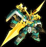 Gundam Burnlapius GGCR 2