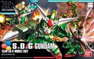 HG S×D×G Gundam