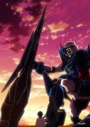 PFF-X7-E3 Earthree Gundam (Ep 18) 08