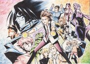 Tatsuya Yuuki in Gundam Build Fighters Amazing