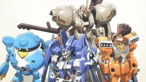 Gundam Build Divers-Episode 7 Force Battle(EN,TW,KR,FR,IT sub)