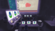JOSH-A command room
