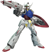 Turn A Gundam Game Model 1
