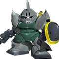 Unit a gelgoog commander