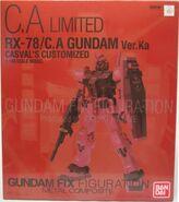 GFFMC rx-78ca p01 front