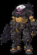 GH-001 Grimoire Front