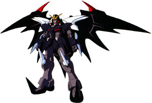 Gundam Deathscythe Hell CustomW0