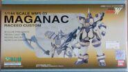Gunpla wms-03-Rashid 144-Resin box