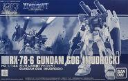 HGUC Gundam G06 (Mudrock)