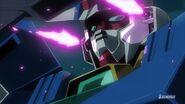 PFF-X7-E3 Earthree Gundam (Ep 03)