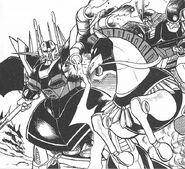 Perfect Zeong Mk-II Musha Zeta Gundam