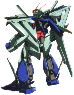Rear (SD Gundam G Generation version)