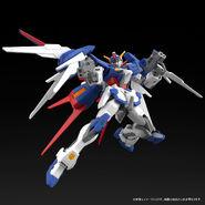 AGE-2GH Gundam AGE-2 Gazing Hound (Gunpla) (Action Pose 1)
