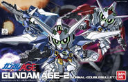 BB Senshi Gundam AGE-2 Normal