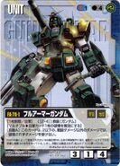 FA781 GundamWarCard