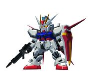 Strike Gundam Super Robot Wars X-Ω 2
