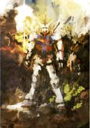 The Savior Gundam - Painting