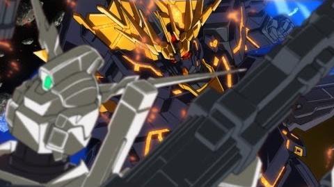 """""""Mobile Suit Gundam UC"""" episode 7 Trailer 1"""