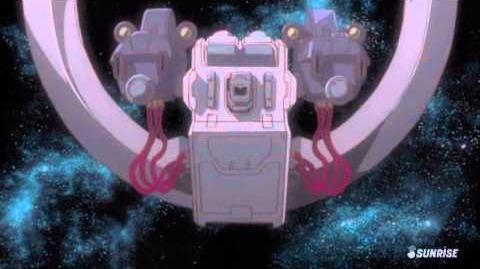 154 GSX-401FW Stargazer Gundam (from Mobile Suit Gundam SEED C.E. 73 -Stargazer-)