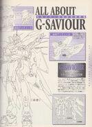 G-Saviour (Space Mode) - Novel Details
