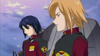 MOBILE SUIT GUNDAM SEED DESTINY HD REMASTER-Episode 22 Sword of the Blue Skies (ENG sub)