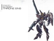 GNW-001 Gundam Throne Eins