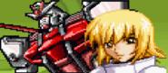 Gundam SEED destiny GBA Cagalli
