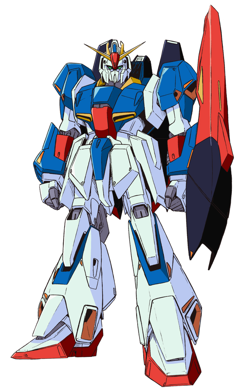 20 Zeta Gundam Zaku Image Download