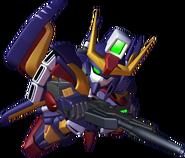 SD Gundam G Generation RE Tornado Gundam