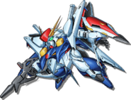 Super Robot Wars V Xi Gundam
