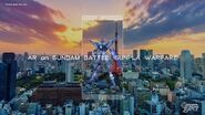 GUNDAM BATTLE GUNPLA WARFARE – AR FEATURE UPDATE TRAILER iOS, Android