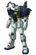 Gundam Ground Type S (Front)