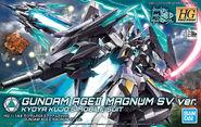 HGBD AGE-IIMG Gundam AGEII Magnum SV ver
